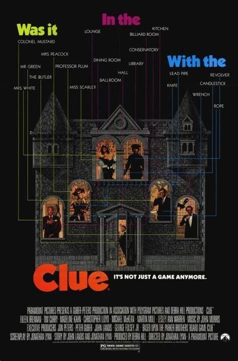 film quiz clues clue clue the movie photo 21766027 fanpop