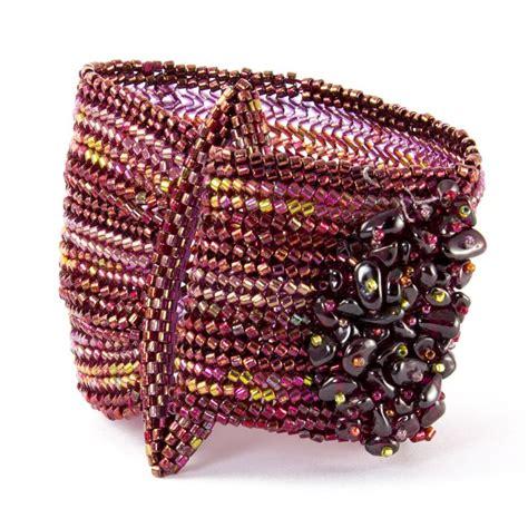 187 stitch 20 herringbone stitch en vogue bracelet bead weaving kit en vogue bracelets