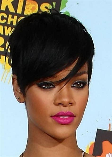 black hairstyles with black hairstyles with bangs