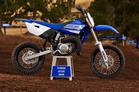 which motorcycle yamaha releases 2016 yz motocross and dirt lineup