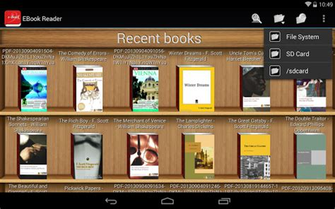 apk ebook reader app ebook reader pdf reader apk for windows phone android and apps