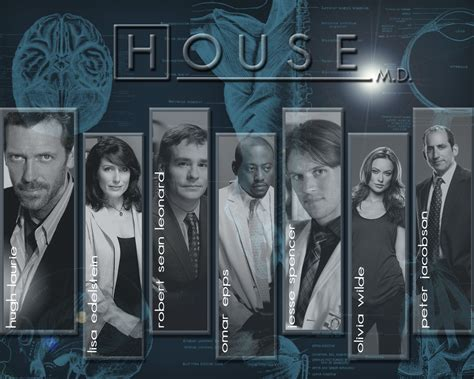 in the house cast cast house m d wallpaper 15600243 fanpop