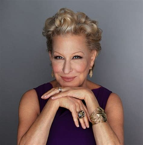 Bette Midler The