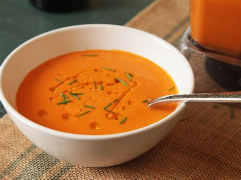 Soups On Soup by No Cook Blender Tomato Soup Recipe Serious Eats