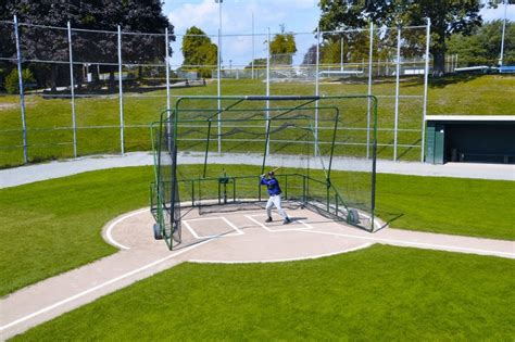 batting cages for backyard portable backyard batting cages outdoor goods