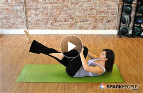 10 minute pilates thigh workout sparkpeople