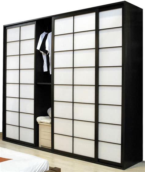 armoire japonaise les portes coulissantes japonaises pour votre int 233 rieur