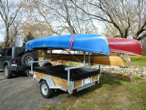 canoes trailers 4 place canoe trailers kayak trailers paddleboard trailers