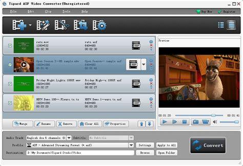 video file format asf asf video converter convert avi wmv mpeg mod divx videos