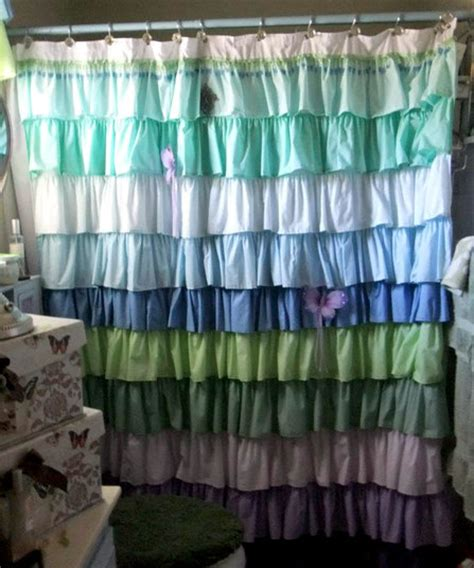 hometalk diy shower curtain ideas refreshrestyle d s