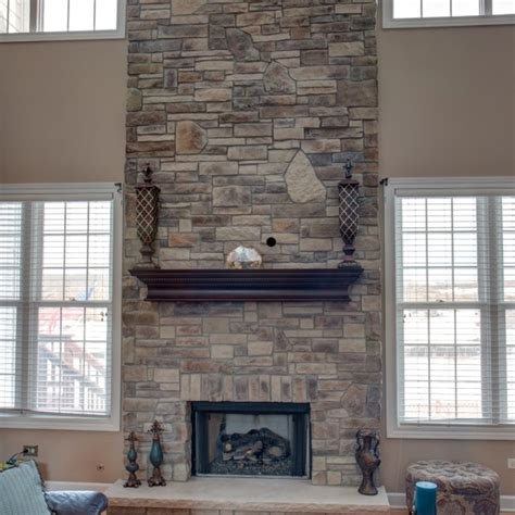 Remodeling Your Two Story Fireplace North Star Stone | remodeling your two story fireplace north star stone