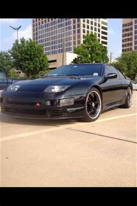 1995 nissan 300zx 2 2 buy used 1995 nissan 300zx turbo 2x2 coupe 2 door 3 0l in