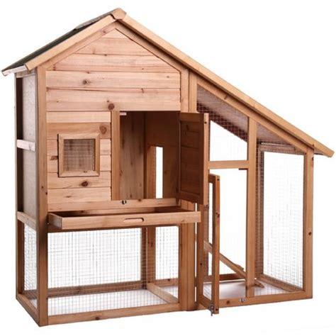 gabbie in legno per conigli casette per animali da cortile grandi sconti
