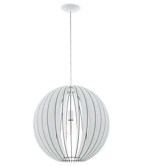 wood globe pendant light wooden white globe slatted pendant in two diameters