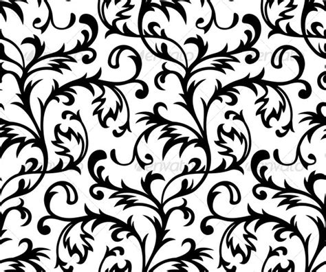 pattern vector decorate seamless classicism wallpaper scroll pattern vector