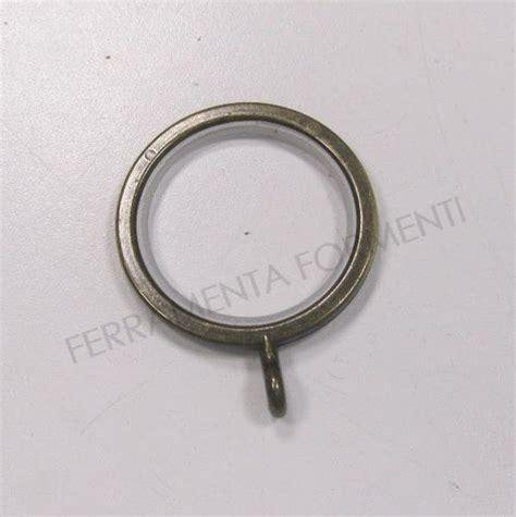 anelli per tende a bastone tubi e accessori per tende colore bronzo ottone antico