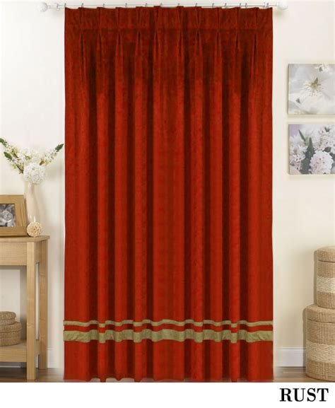 burgundy striped curtains burgundy striped pleated curtains velvet drapery