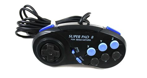 sega saturn controller sega saturn pad 8 controller