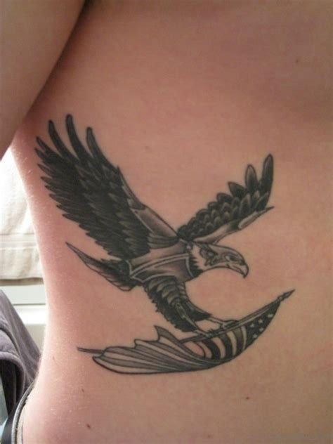 tattoo eagle ribs 60 mind blowing eagle tattoos on rib