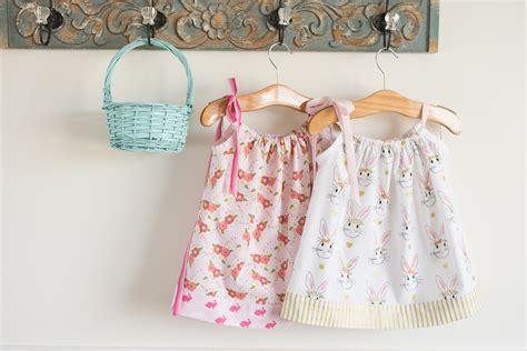 simple pattern for pillowcase dress pillowcase dress tutorial weallsew