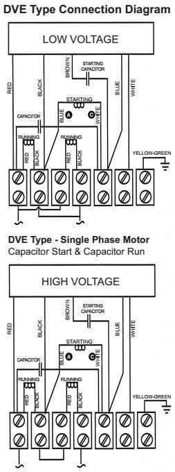 lafert motor wiring diagram gould motor wiring diagram