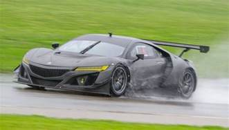 Acura Nsx Forsale You Can Now Buy The Acura Nsx Gt3 For 543k The Torque