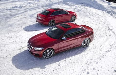 Bmw M235i Vs Audi S3 by Bmw M235i Vs Audi S3 Video Dpccars