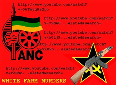 boer genocide farm murders names south african circus the white genocide and death of a