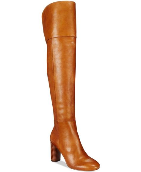 macys womans boots inc international concepts tyliee the knee boots