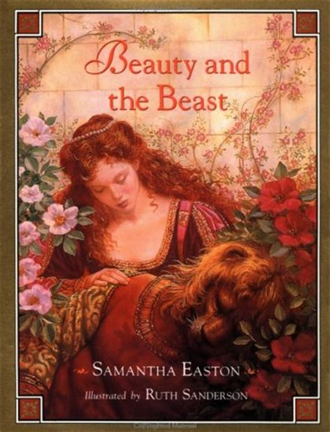 And The Beast L by And The Beast By Ruth Sanderson Reviews