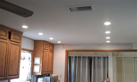 How Install Recessed Lighting In Existing Ceiling by How To Install Recessed Lighting In Existing Ceiling