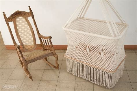 how to transition baby from swing to crib 19 best macrame mixed patterns images on pinterest
