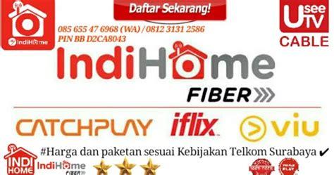 Wifi Indihome Per Bulan Surabaya indihome promo paket akusisi selama 6 bulan wilayah surabaya indihome surabaya