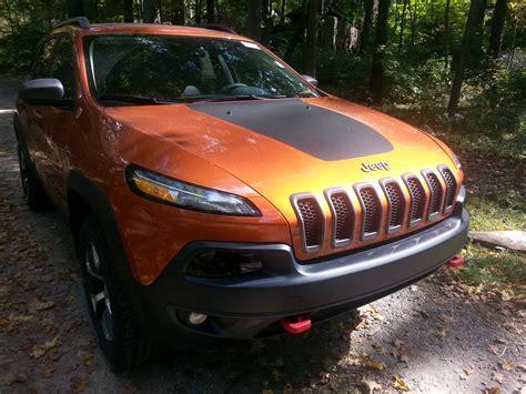 jeep cherokee trailhawk orange kayla s pick of the week 2016 jeep cherokee trailhawk