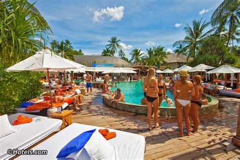 Tropical Dining Room by Nikki Beach Koh Samui Beach Club In Lipa Noi