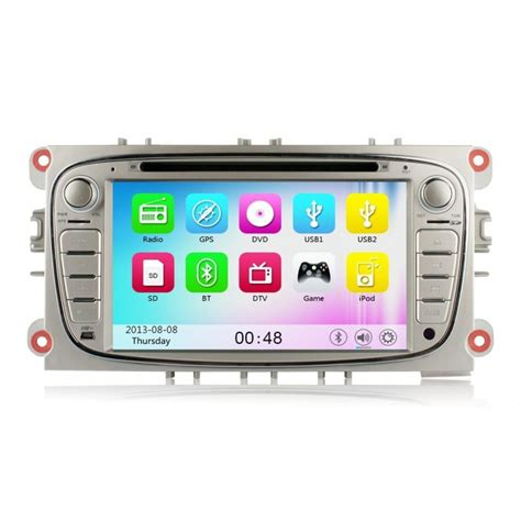 android focus auto radio ford focus 2008 2011 android 7 1 8 gps