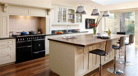 kitchen diner design ideas l shaped kitchen diner designs peenmedia