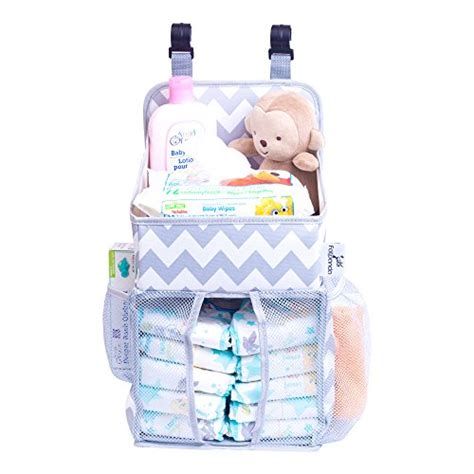 changing table hanging caddy hanging caddy by fatpanda baby essentials