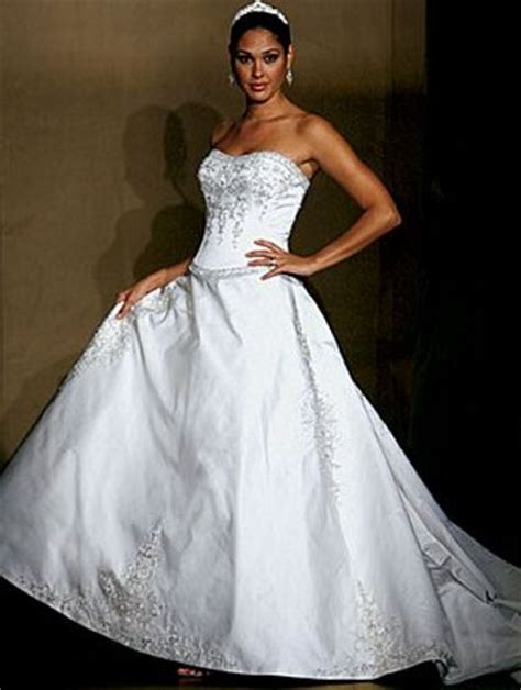 African American Wedding Dresses For Brides 009   Life n