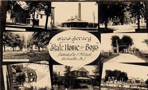 new jersey state home for boys