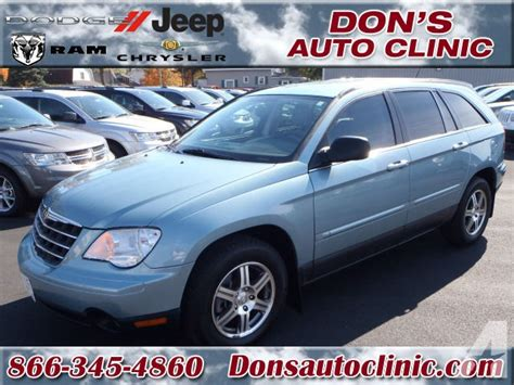 2008 chrysler pacifica touring for sale 2008 chrysler pacifica touring for sale in cadillac
