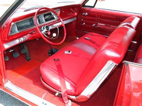 1966 Impala Interior by 1966 Chevy Impala 427 Heavy Hitter