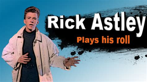 Know Your Meme Rick Roll - image 784491 super smash bros 4 character