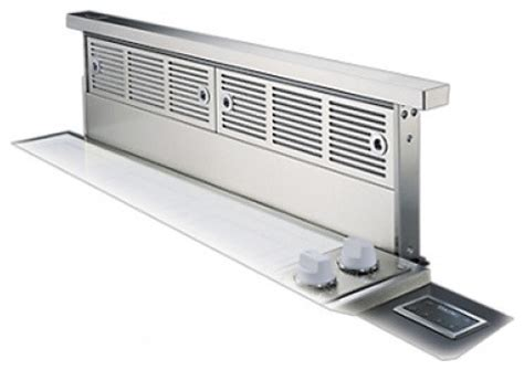 viking 48 quot downdraft ventilation system with controls