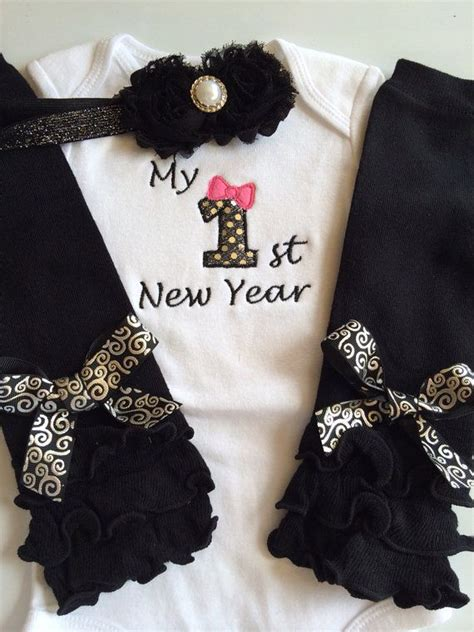 new year clothes baby baby 1st new years my new years