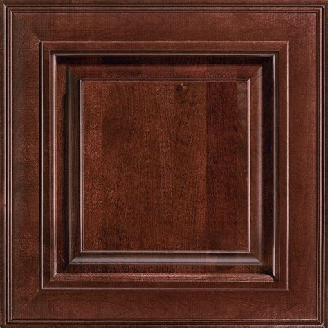 american woodmark 14 9 16x14 1 2 in cherry