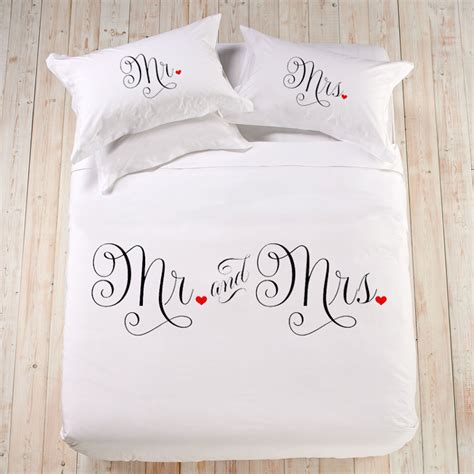 mr and mrs bedding mr and mrs bedding 28 images mr mrs king duvet set