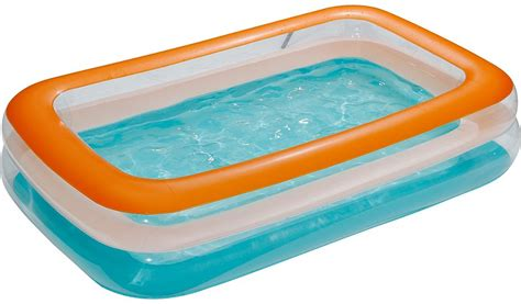 7 x 4ft pool george home paddling pool 6ft x 4ft kids george at asda