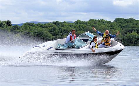 boats loch lomond speedboat trip at loch lomond