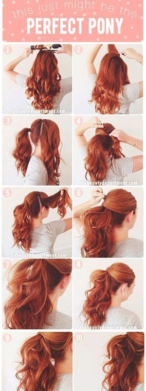 simple hairstyles hacks 25 best ideas about prom hair tutorial on pinterest